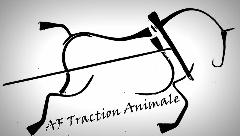 logo AF TRACTION ANIMALE