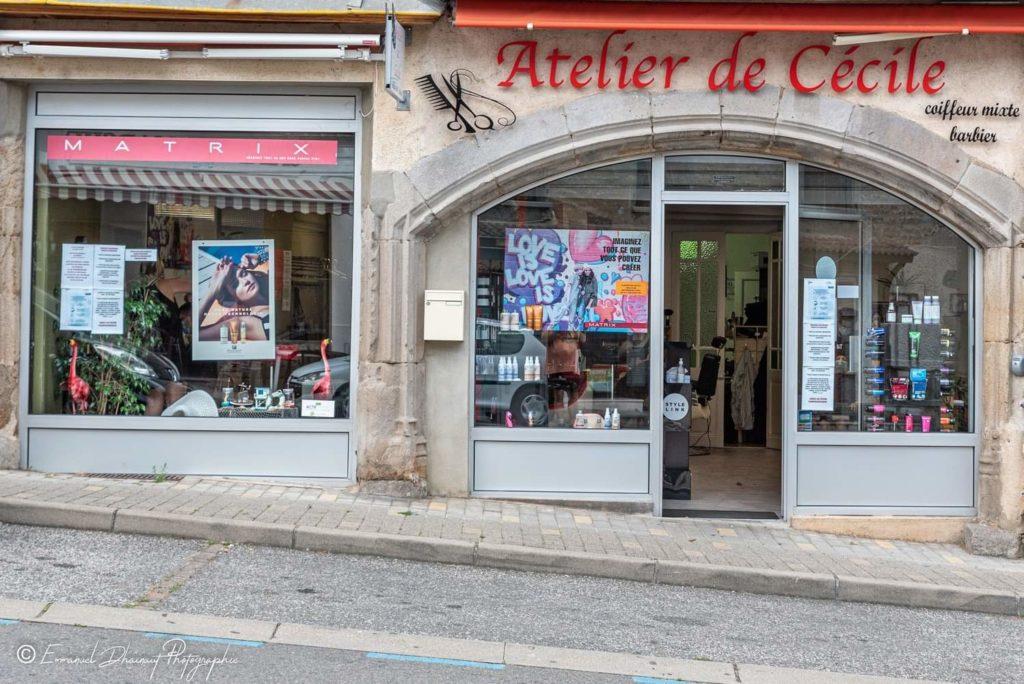 Atelier de Cécile à Boën