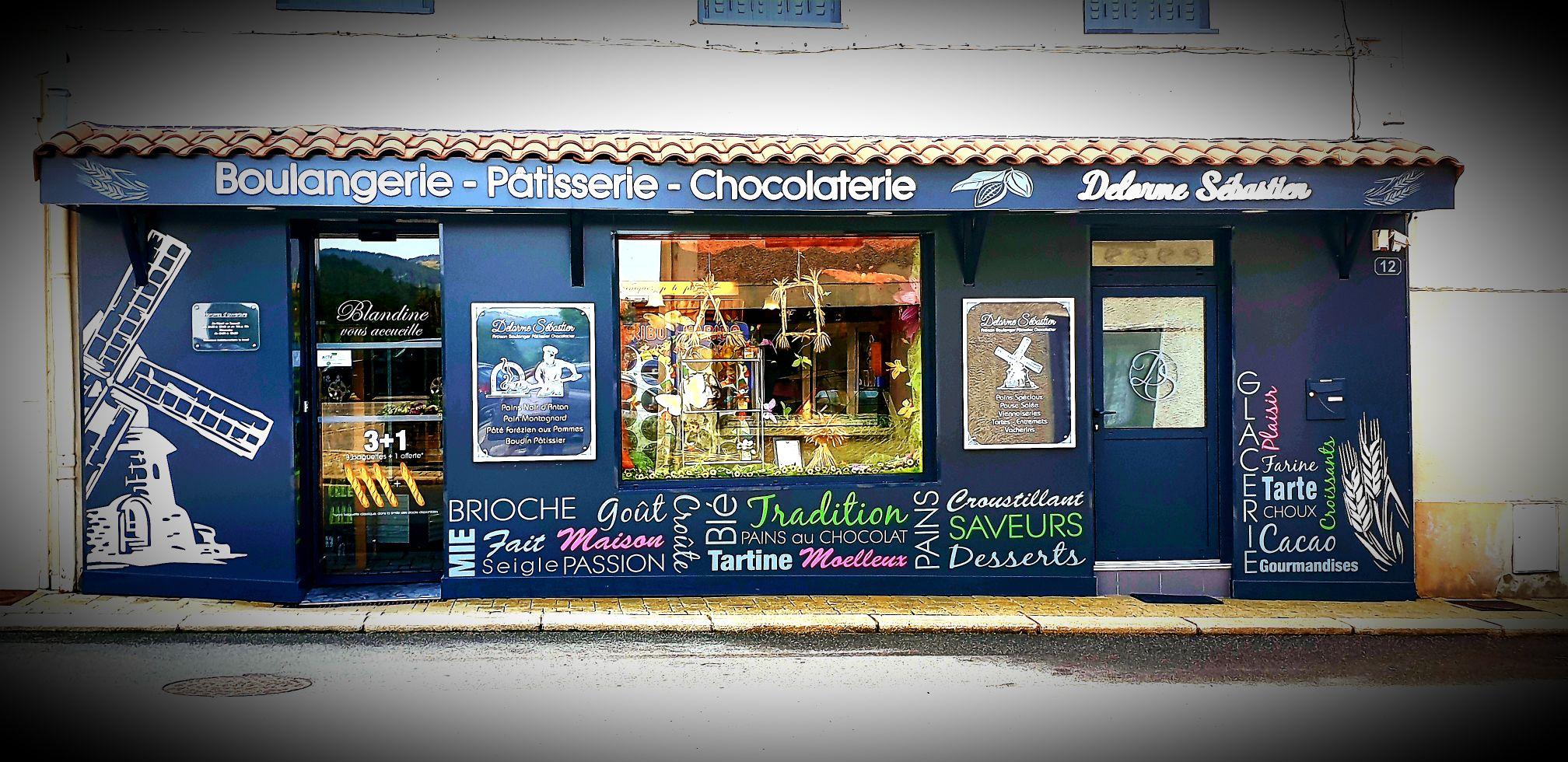 Boulangerie Pâtisserie DELORME - ACTIF ASTRÉE