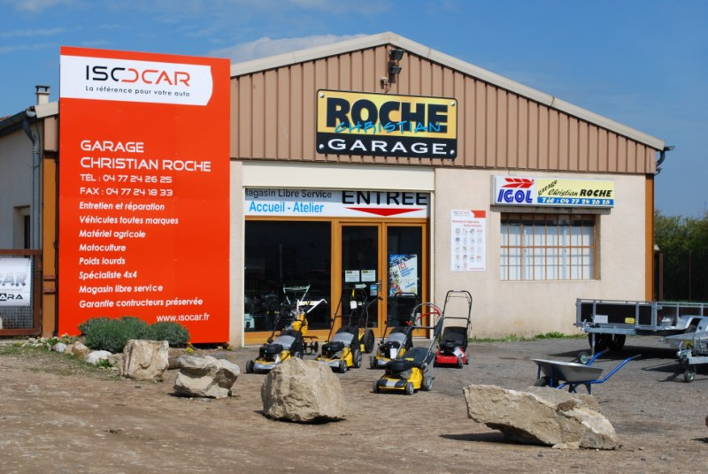 Garage Christian ROCHE - ACTIF ASTRÉE