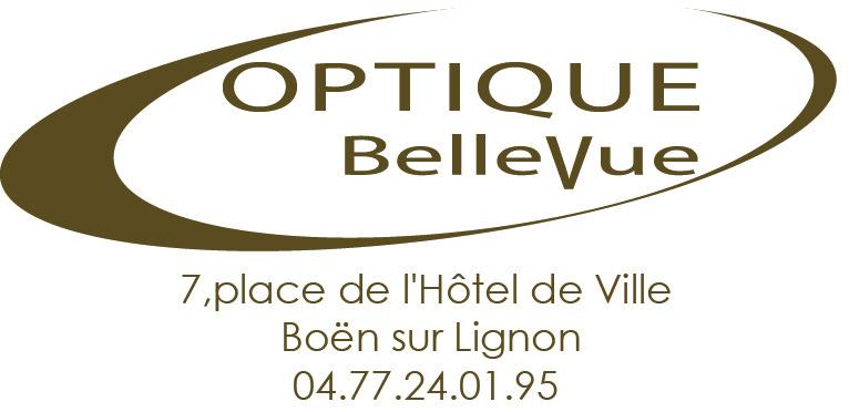 Logo Optique Bellevue Boen