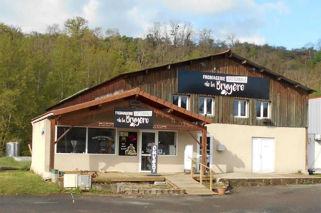 Fromagerie de la Bruyère - ACTIF ASTRÉE