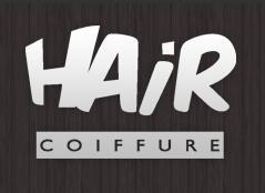logo Hair Coiffure