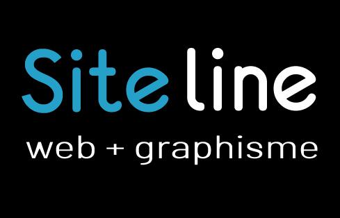 Logo Site line agence web
