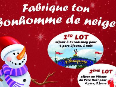 Jeu de Noël à Boën